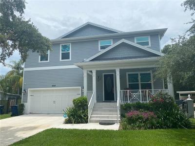 Hillsborough County Single Family Home For Sale: 3616 S HESPERIDES STREET