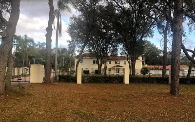Hillsborough County, Pasco County, Pinellas County Single Family Home For Sale: 9725 131ST STREET