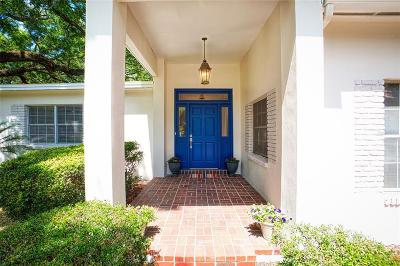 Tampa Single Family Home For Sale: 3023 S EMERSON STREET