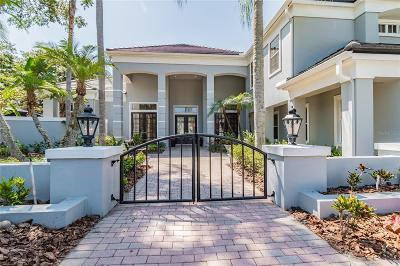 Tampa Single Family Home For Sale: 6402 RENWICK CIRCLE
