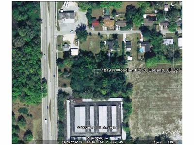 Residential Lots & Land For Sale: 1819 N Woodland Boulevard