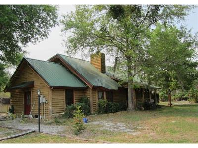 Osteen Single Family Home For Sale: 698 Wild Acres Road