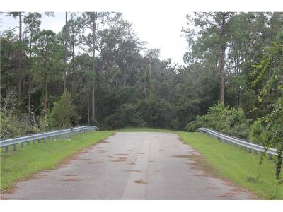 Deltona Residential Lots & Land For Sale: Wayside Drive