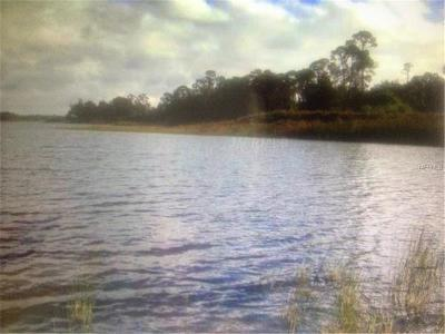 Seminole County, Volusia County Residential Lots & Land For Sale: Lake Dias Vista Way