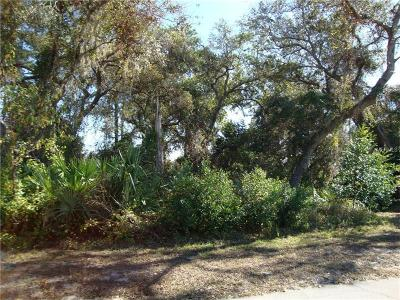 Volusia County Residential Lots & Land For Sale: 2163 Van Orman Drive