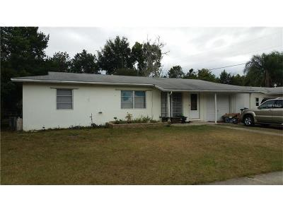 Deltona Single Family Home For Sale: 717 Hager Street