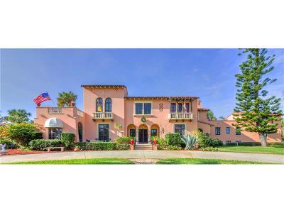 Daytona Beach Single Family Home For Sale: 801 N Peninsula Drive