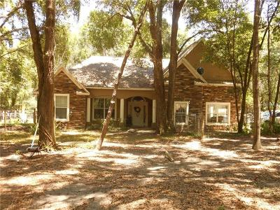 Single Family Home For Sale: 1635 Firefly Lane