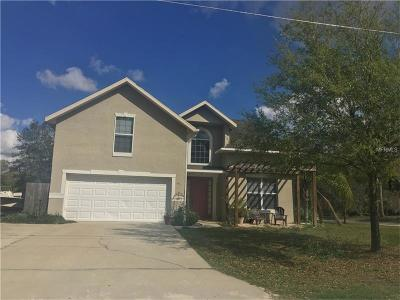 Deland Single Family Home For Sale: 691 Rhodes Drive