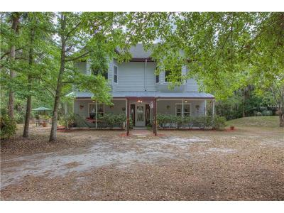 Osteen Single Family Home For Sale: 600 River Oaks Drive
