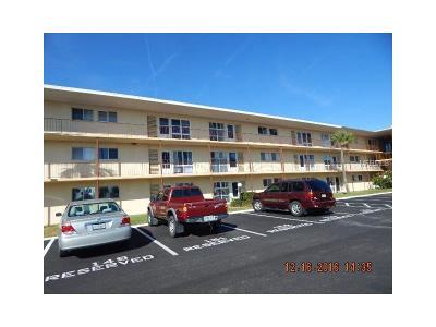 Daytona Beach Condo For Sale: 721 S Beach Street #214A