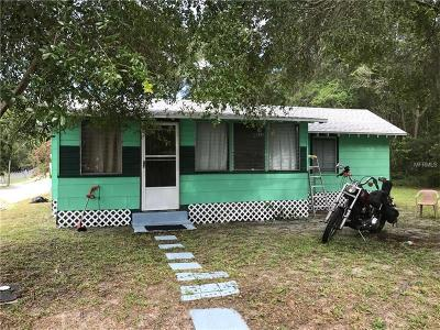 Deland Single Family Home For Sale: 551 S Kentucky Avenue