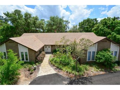 Volusia County Single Family Home For Sale: 18 Tymber Cove