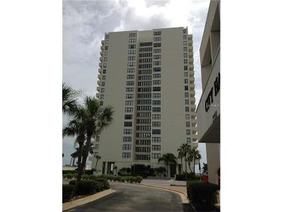 Daytona Beach Shores Condo For Sale: 2987 S Atlantic Avenue #1906