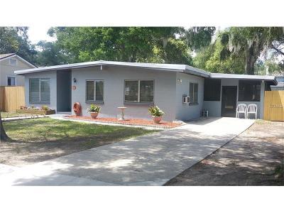 Deland Single Family Home For Sale: 813 W Euclid Avenue