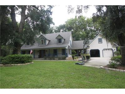 Deland Single Family Home For Sale: 2470 Sleepy Oak Lane