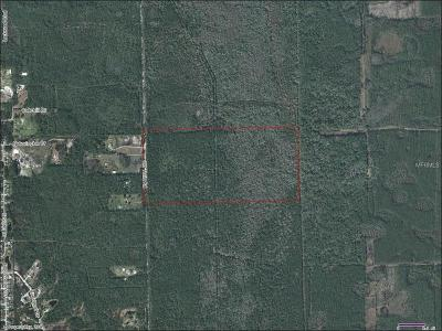 Deltona Residential Lots & Land For Sale: Old Train Road