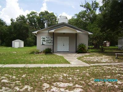 Deland Single Family Home For Sale: 1271 Keith Avenue