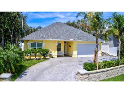 Ponce Inlet Single Family Home For Sale: 4756 Dixie Drive