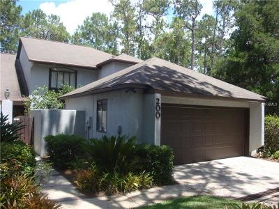 Deland Townhouse For Sale: 200 Fallen Timber Trail
