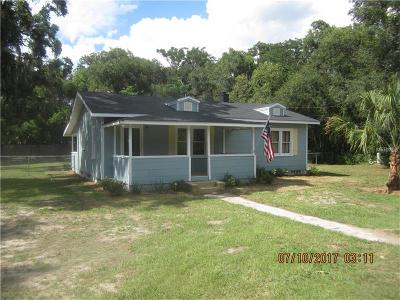 Deland Single Family Home For Sale: 1107 E Arizona Avenue