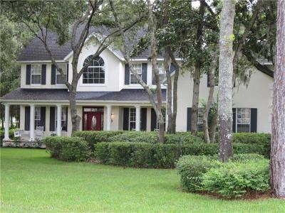 Deland Single Family Home For Sale: 1741 Timber Hills Drive