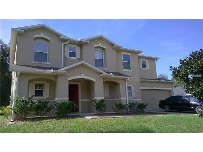 Deltona Single Family Home For Sale: 2649 Bentley Drive