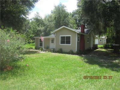 Deland Single Family Home For Sale: 750 W Pennsylvania Avenue
