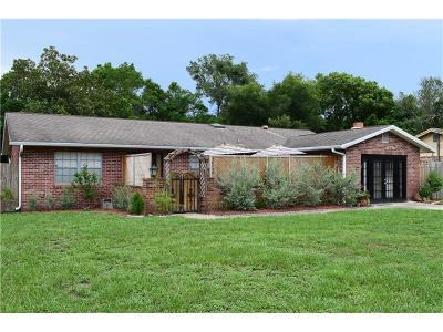 Debary Single Family Home For Sale: 212 Delespine Drive