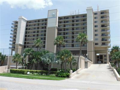 Daytona Beach, Daytona Beach Shores, New Smyrna Bch, New Smyrna Beach, Ormond Beach, Edgewater, Ponce Inlet Condo For Sale: 4139 S Atlantic Avenue #B102