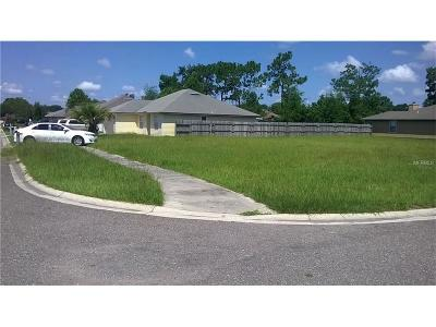 Jacksonville FL Residential Lots & Land For Sale: $20,000