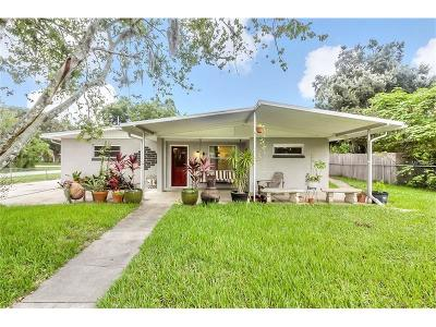 New Smyrna Beach Single Family Home For Sale: 1995 Lake Drive