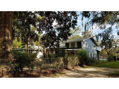 Seminole County, Volusia County Single Family Home For Sale: 1611 River Road