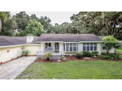 Debary Single Family Home For Sale: 220 Toms Road
