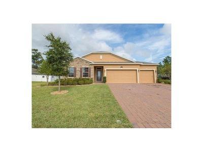 Deland Single Family Home For Sale: 109 Los Arbor Drive