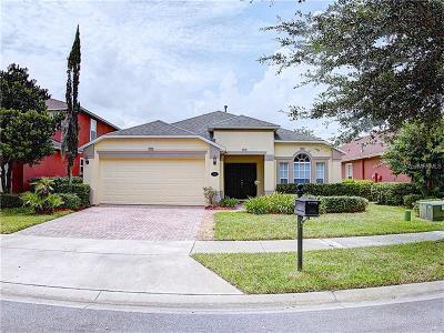 Deland Single Family Home For Sale: 142 Gladesdown Court