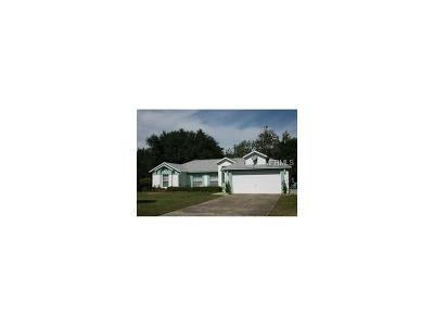 Deltona Single Family Home For Sale: 980 Sylvia Drive