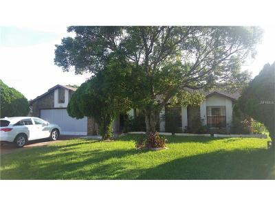 Kissimmee Single Family Home For Sale: 610 N Delmonte Court
