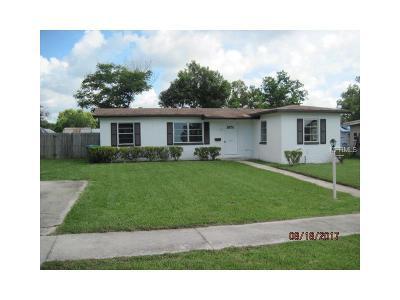 Deltona Single Family Home For Sale: 1521 Wakefield Circle