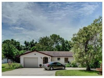 Deland Single Family Home For Sale: 2200 N Woodland Boulevard