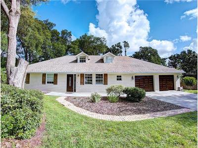Deland Single Family Home For Sale: 1296 Greenland Terrace