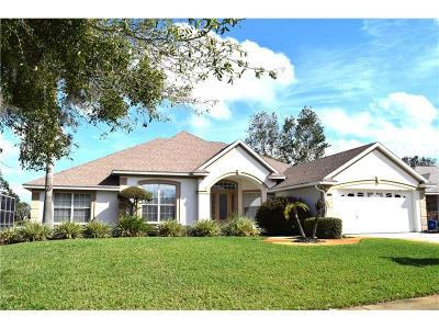 Debary Single Family Home For Sale: 348 Caddie Drive