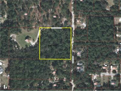 Orange City Residential Lots & Land For Sale: S Lawton