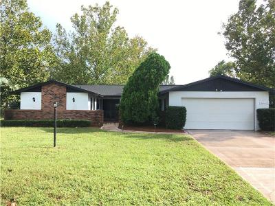 Orange City Single Family Home For Sale: 214 E Gardenia Drive