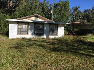 Debary Single Family Home For Sale: 725 Fort Florida Road