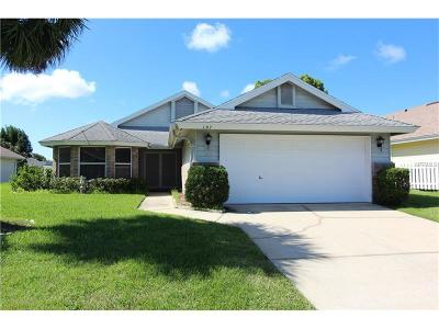 Daytona Beach Single Family Home For Sale: 107 Brown Crane Court