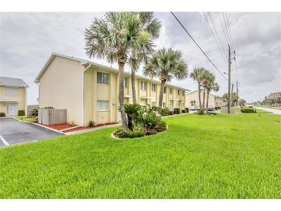 Ponce Inlet Townhouse For Sale: 4775 S Atlantic Avenue #A2