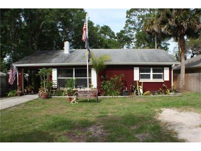 New Smyrna Beach Single Family Home For Sale: 2638 Edgewater Avenue