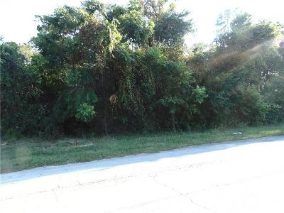 Deltona Residential Lots & Land For Sale: 789 N Midland Drive