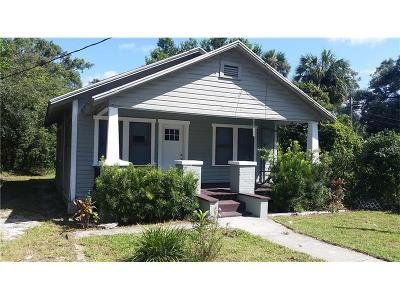 Deland Single Family Home For Sale: 547 E Voorhis Avenue